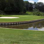 Golf Course Seawalls Project
