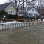 Shoreguard vinyl Seawalls Michigan by JZ Contracting