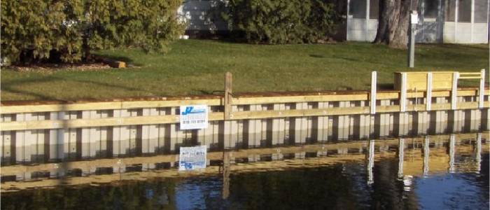 Seawalls Michigan by JZ Contracting