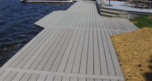 Boardwalks and other lakefront services